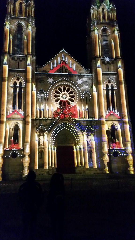 Noël en Lumière à Nîmes