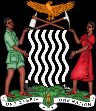 Drapeau national et les armoiries