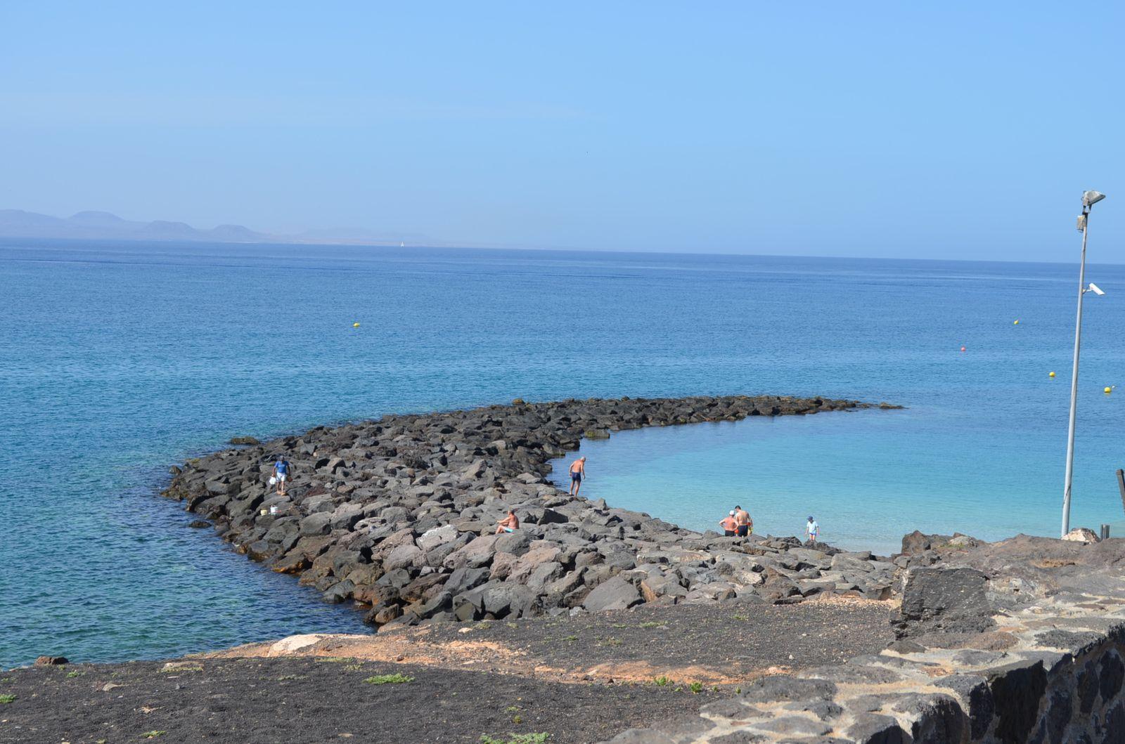 Quelques photos de Lanzarote et parc national de Timanfaya