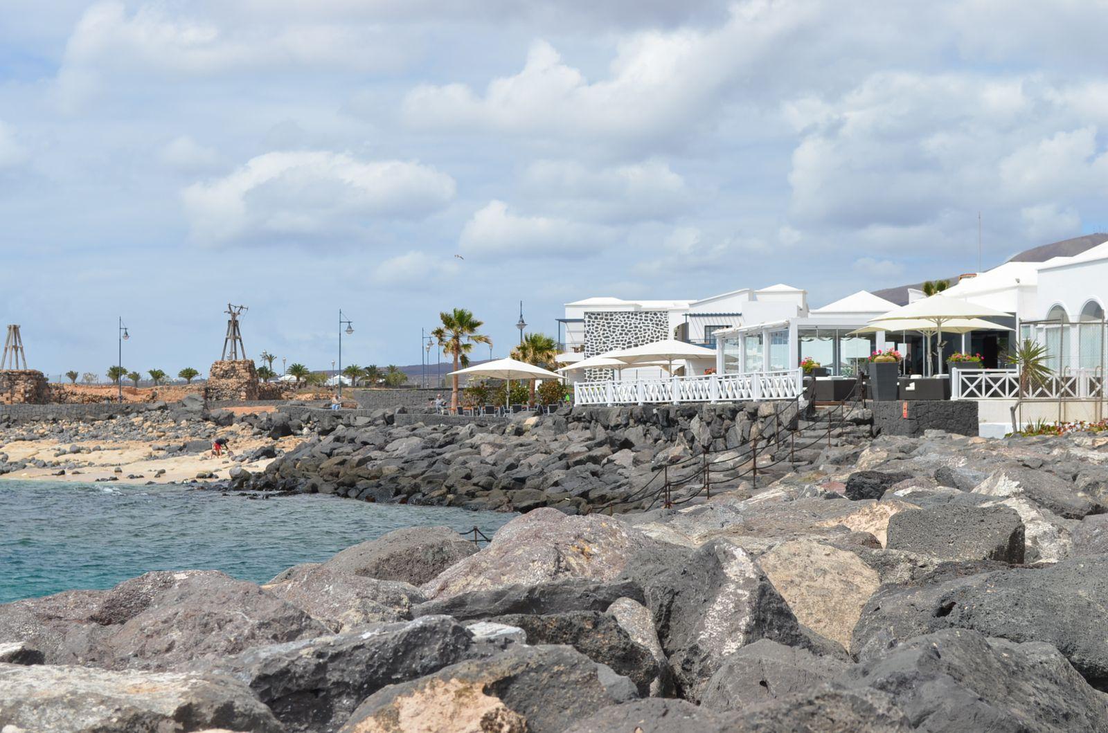 L'ambiance à Lanzarote