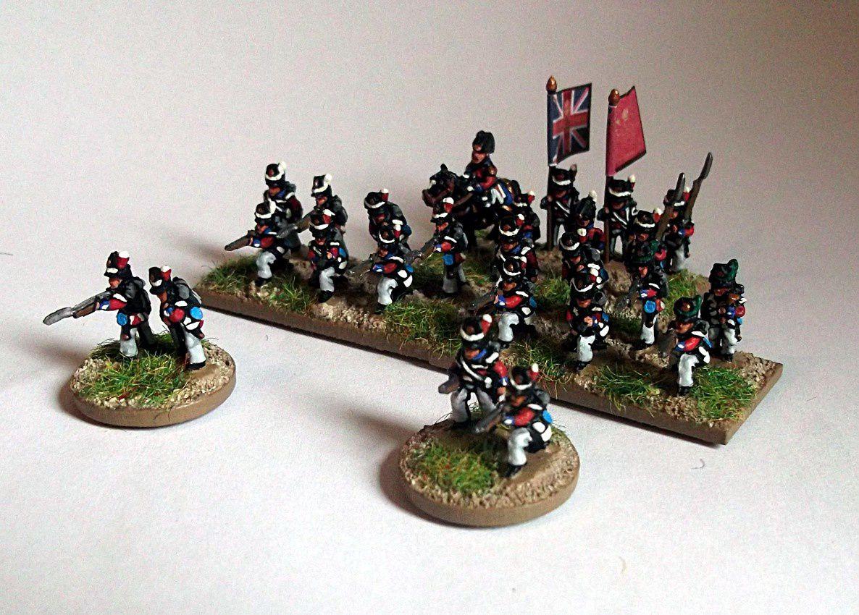 Waterloo 2015 : Les Foot Guards.