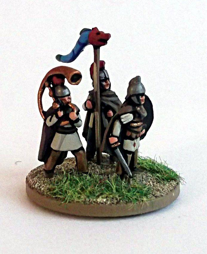 Général subordonné - Figurines Donnington