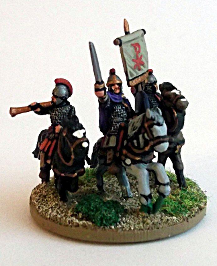 Général en chef - figurines Legio Heroica