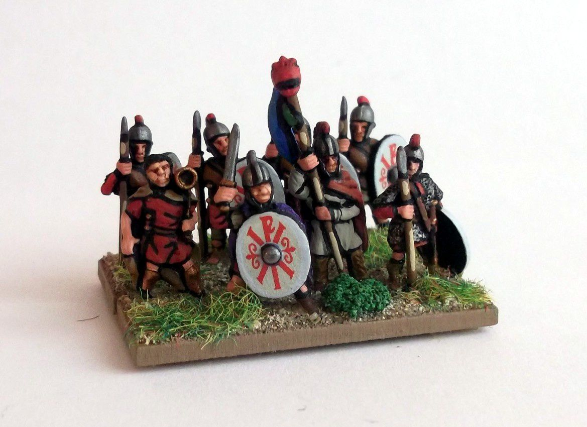 Figurines 15mm Essex miniatures
