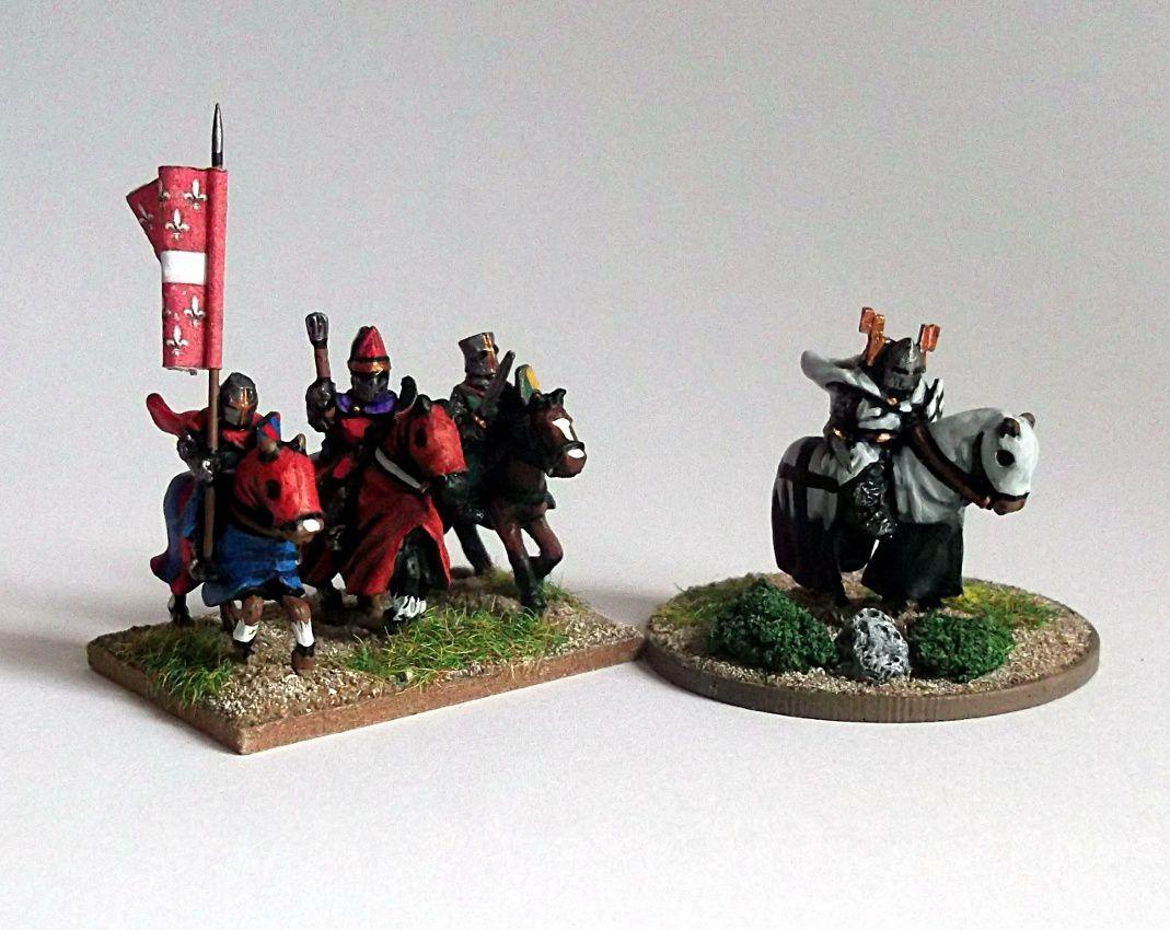 Figurines diverses (Pendraken, Peter Pig, Donnington, Magister Militum....) 10 et 15mm
