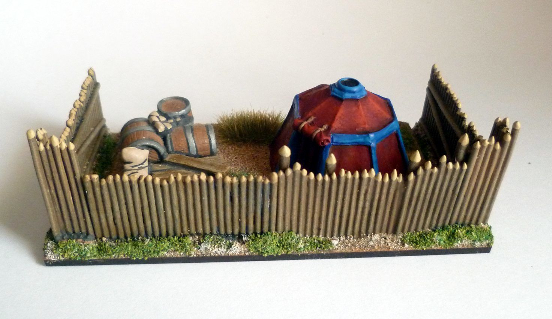 Un camp fortifié générique pour AdG.