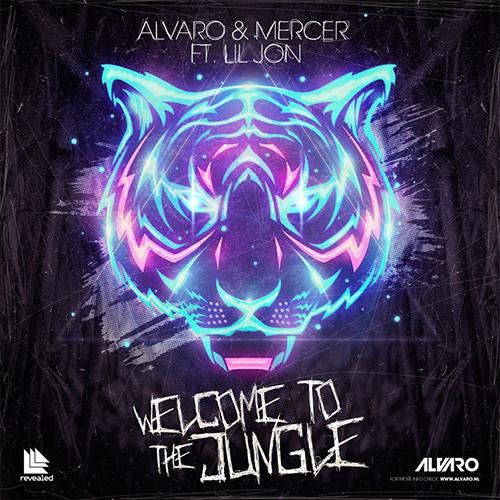 New : Alvaro &amp&#x3B; Mercer ft. Lil Jon - Welcome To The Jungle