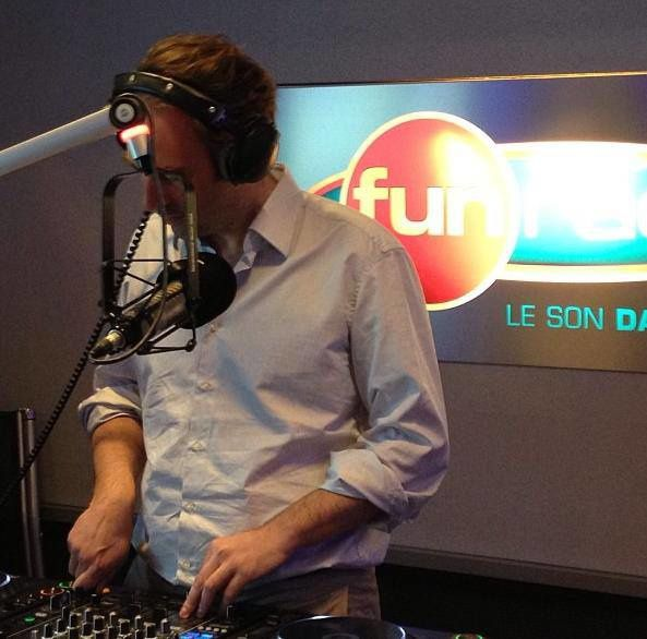 Podcast : Le Mix de Jérôme Fouqueray sur Fun Radio