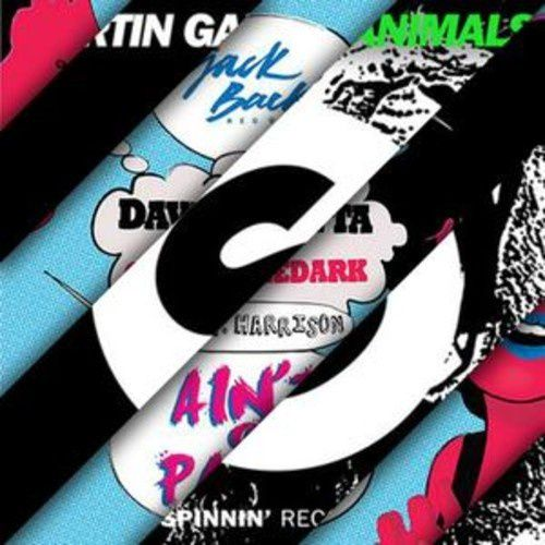 Mash Up : David Guetta &amp&#x3B; Glowinthedark VS Martin Garrix - Ain't No Animals (Artur White Mashup)