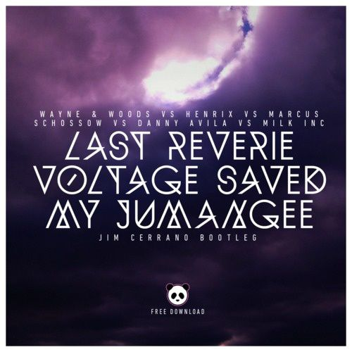 Bootleg : Wayne &amp&#x3B; Woods vs Henrix vs Marcus Schossow vs Danny Avila vs Milk Inc - Last Reverie Voltage Saved My Jumangee