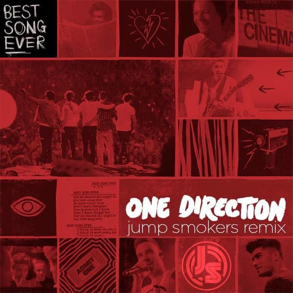 Remix : One Direction - Best Song Ever (Jump Smokers Remix)