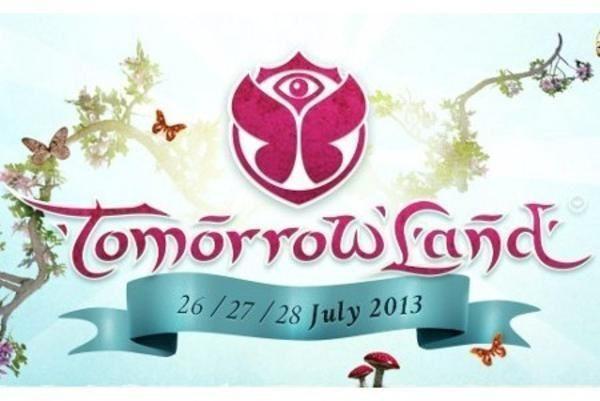 Tomorrowland 2013 : Laidback Luke