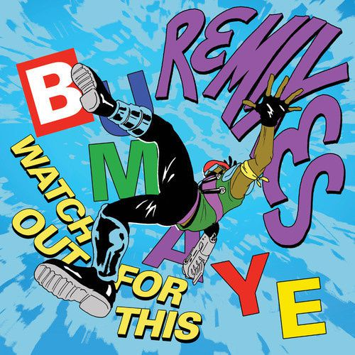 Remix : Major Lazer - Watch Out For This (Bumaye) (Daddy Yankee Remix)