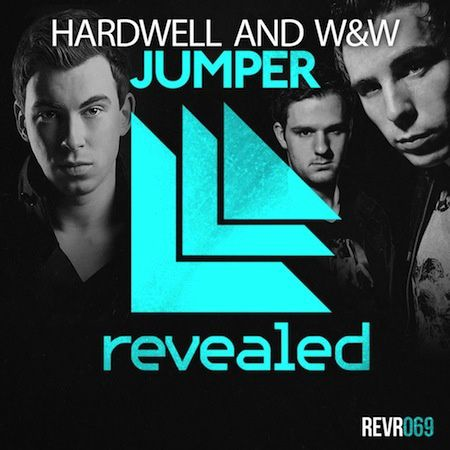 Preview : Hardwell &amp&#x3B; W&amp&#x3B;W - Jumper