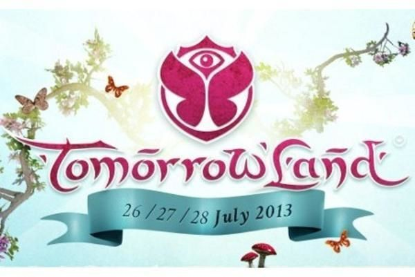 Tomorrowland 2013 : Joachim Garraud