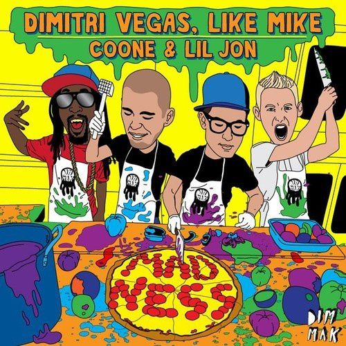 Preview : Dimitri Vegas &amp&#x3B; Like Mike, Coone - Madness (Yves V Remix)
