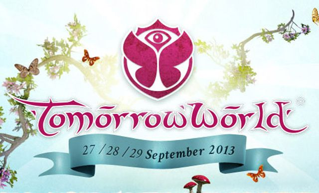 TomorrowWorld 2013 : Nervo