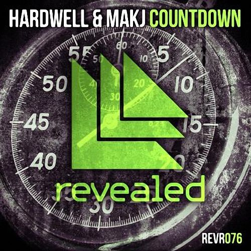 New : Hardwell &amp&#x3B; MAKJ - Countdown