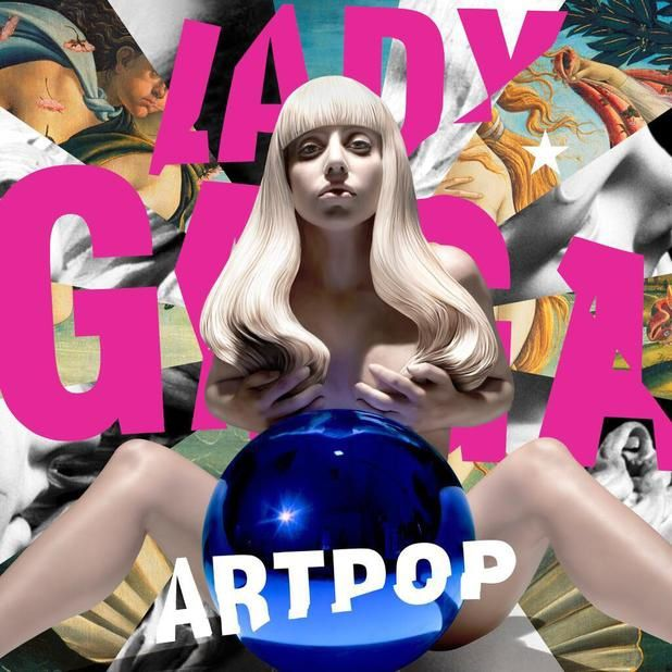 Album : Lady Gaga - Artpop