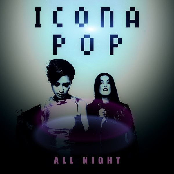 Remix : Icona Pop vs. Kryder, Cash Cash &amp&#x3B; CID - All Night (Luke Davidson &amp&#x3B; Jason McMullen Edit)