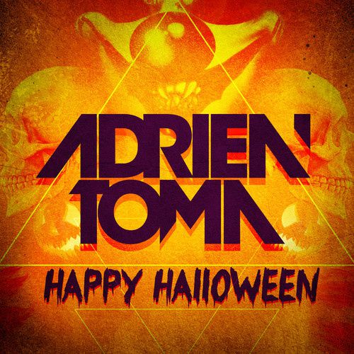 Preview : Adrien Toma - Happy Halloween