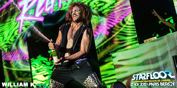 Podcast : Redfoo - Starfloor 2013