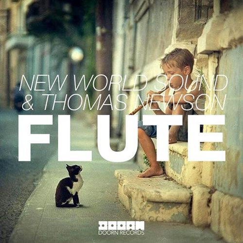 Clip : New World Sound &amp&#x3B; Thomas Newson - Flute