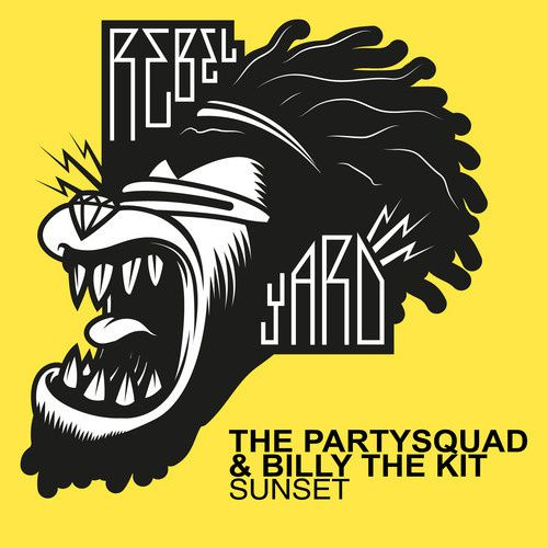 Preview : The Partysquad &amp&#x3B; Billy the Kit - Sunset