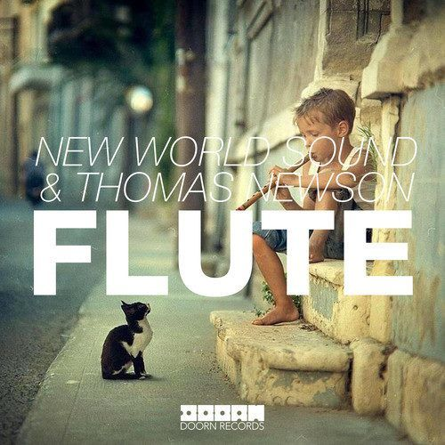 New : New World Sound &amp&#x3B; Thomas Newson - Flute (Original Mix)