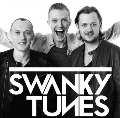 Preview : Swanky Tunes - Jump, Shout, Make It Loud