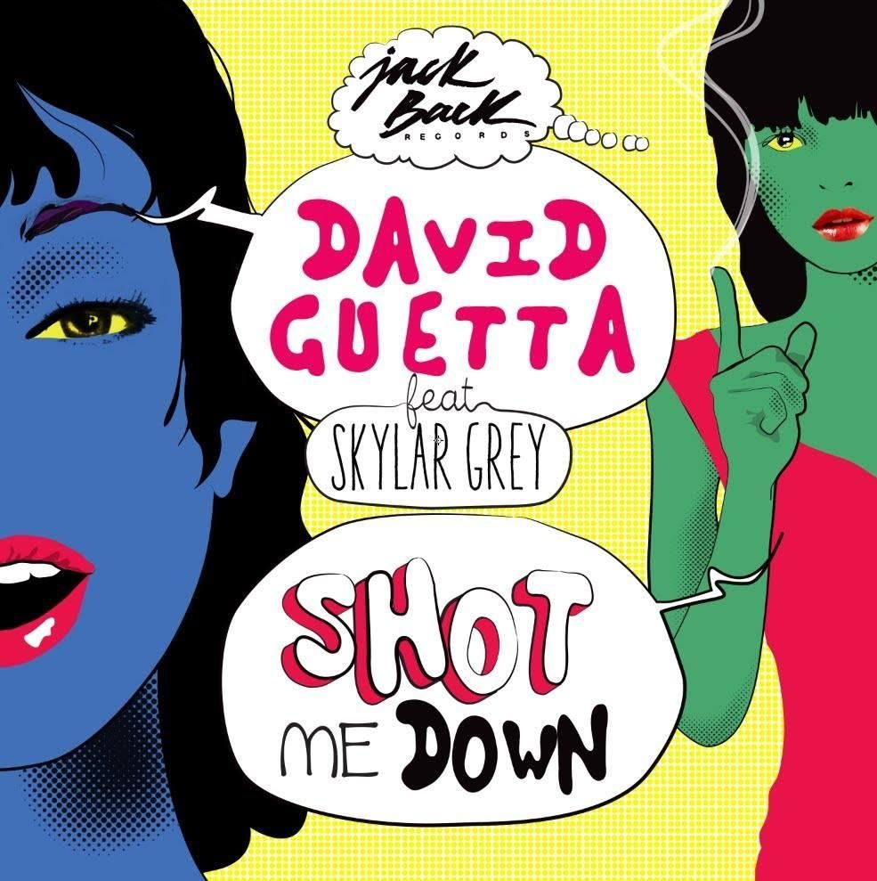 New : David Guetta feat. Skylar Grey - Shot Me Down