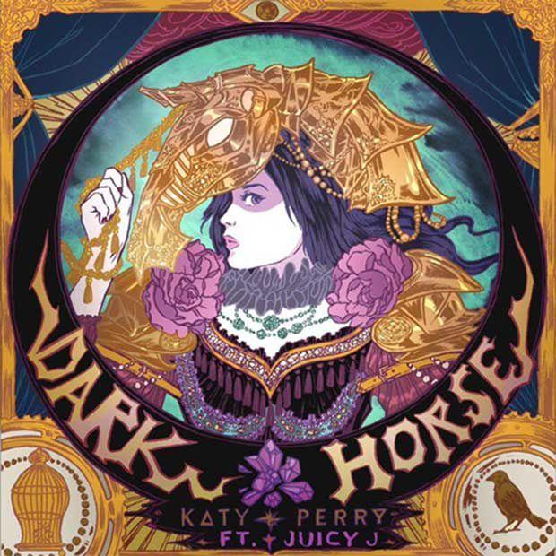 Clip : Katy Perry feat. Juicy J - Dark Horse