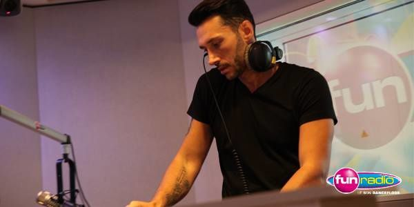 Interview de Cedric Gervais par Adrien Toma dans Party Fun !