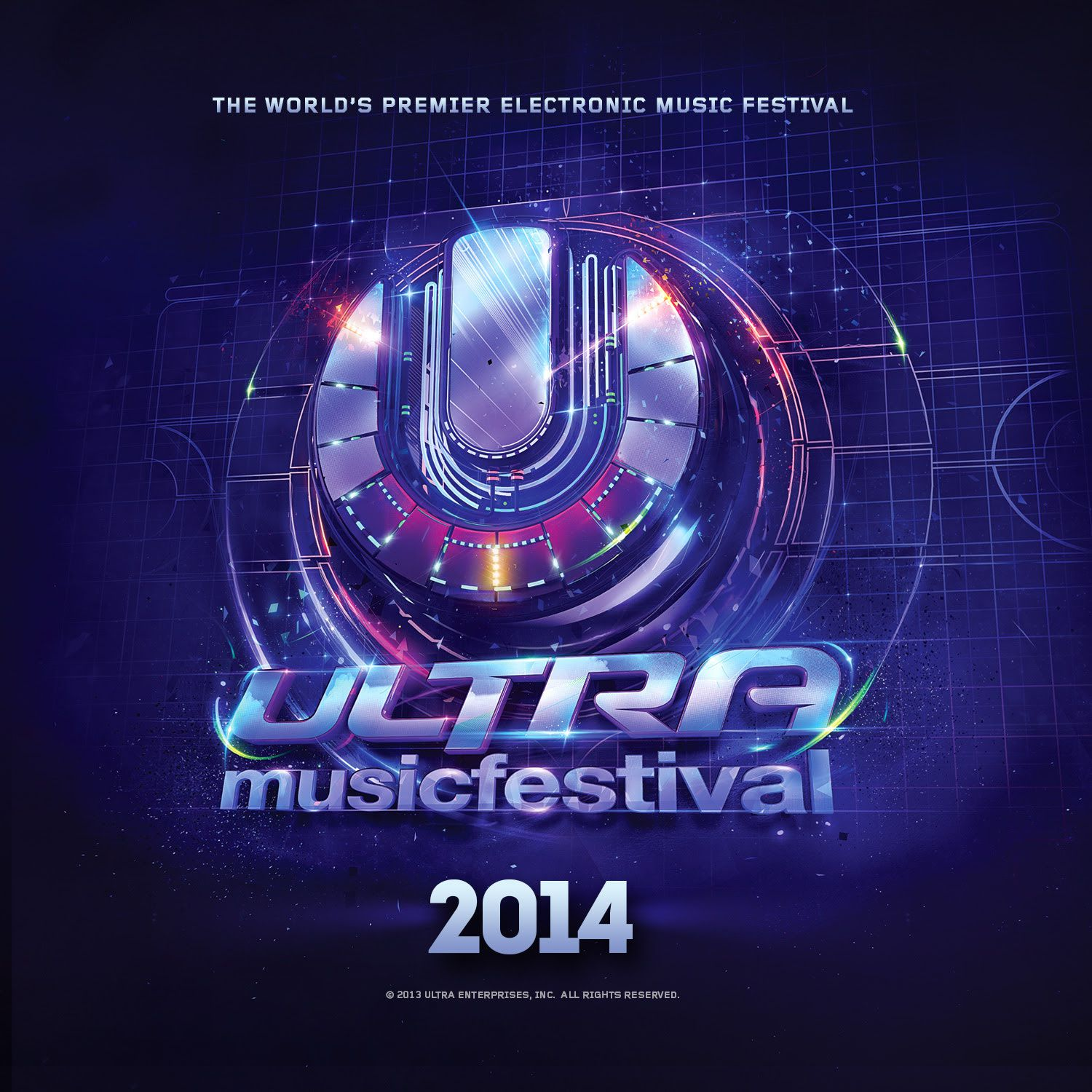 Podcast : Eric Prydz - UMF 2014 (Miami)