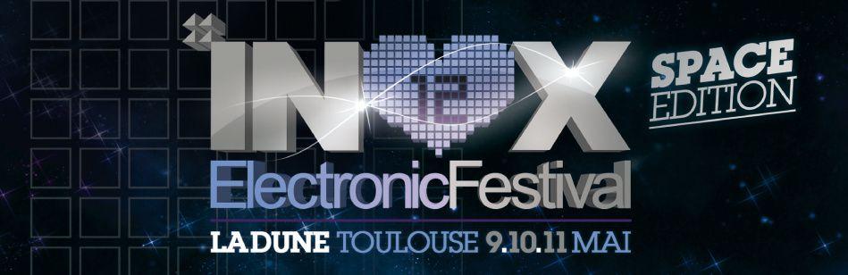 Podcast : Tony Romera - Inox Electronic Festival 2014