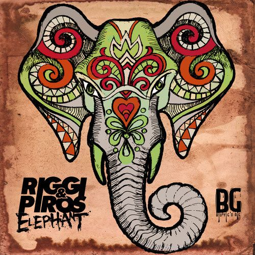 Preview : Riggi &amp&#x3B; Piros - Elephant (Original Mix)