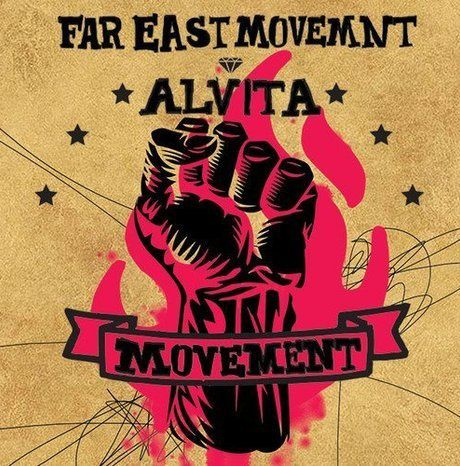 New : Far East Movement &amp&#x3B; Alvita Feat. Ginette Claudette - Ruthless