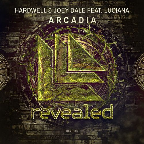 Preview : Hardwell &amp&#x3B; Joey Dale feat. Luciana - Arcadia