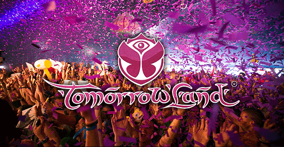 TomorrowLand 2014 : David Guetta - 20-07-2014