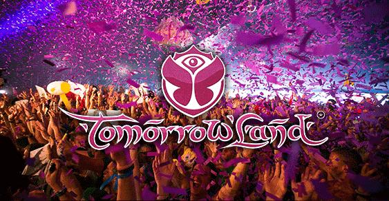 TomorrowLand 2014 : Sander Van Doorn - 26-07-2014