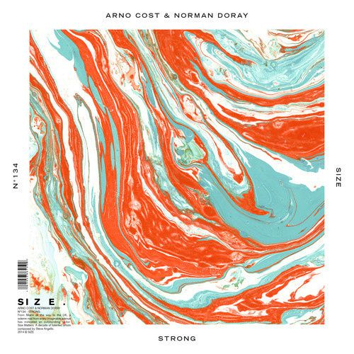 Preview : Arno Cost &amp&#x3B; Norman Doray - Strong