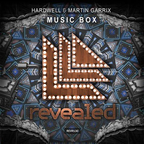 Preview : Hardwell &amp&#x3B; Martin Garrix - Music Box (Martin Garrix BBC Radio 1)
