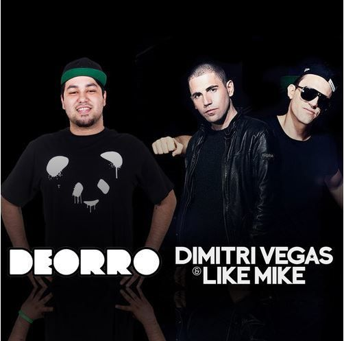 Preview : Dimitri Vegas &amp&#x3B; Like Mike Vs Deorro - ID