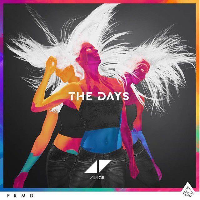 New : Avicii ft Robbie Williams - The Days