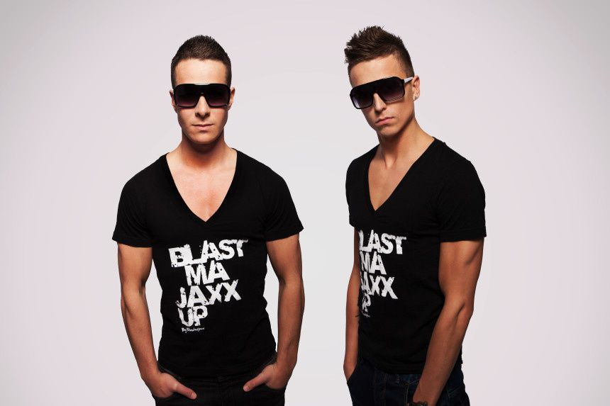 Podcast : Blasterjaxx (TomorrowLand 2015)