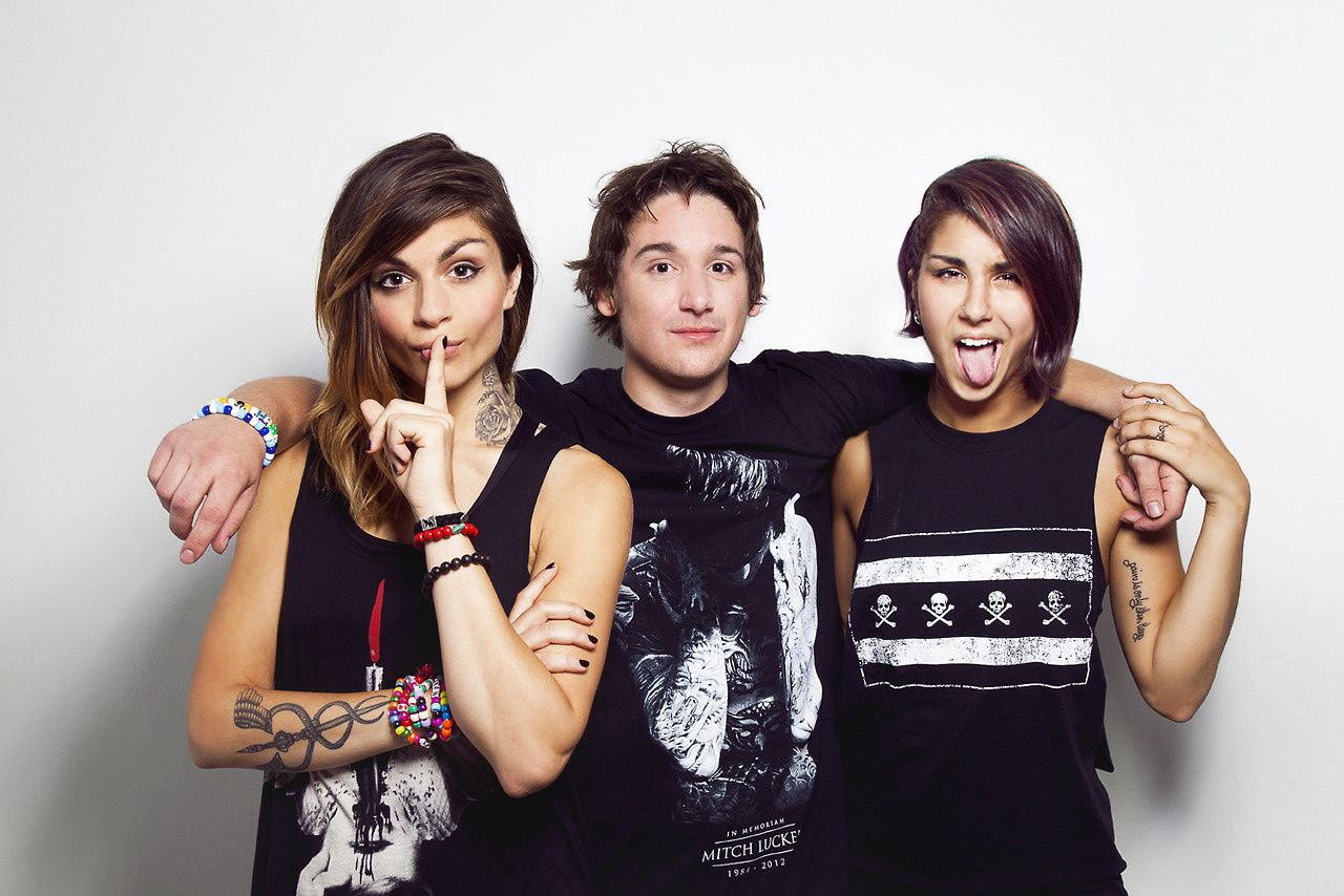 Podcast : Krewella (TomorrowLand 2015)