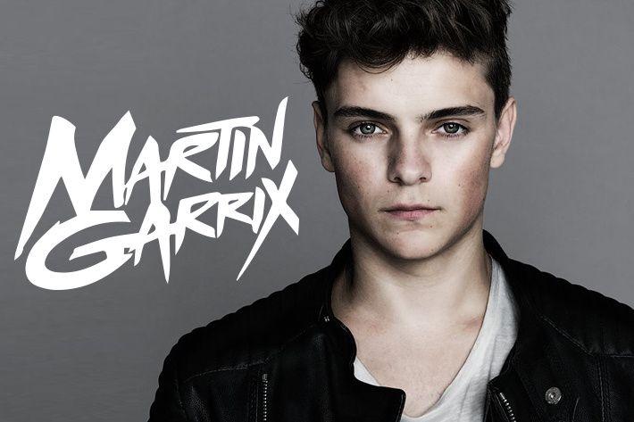 Podcast : Martin Garrix (TomorrowLand 2015)