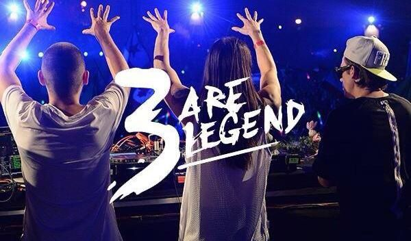 Podcast : 3 Are Legend (TomorrowLand 2015)