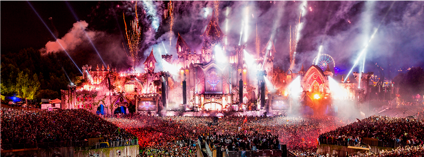 Interview Fun Radio : TomorrowLand 2015