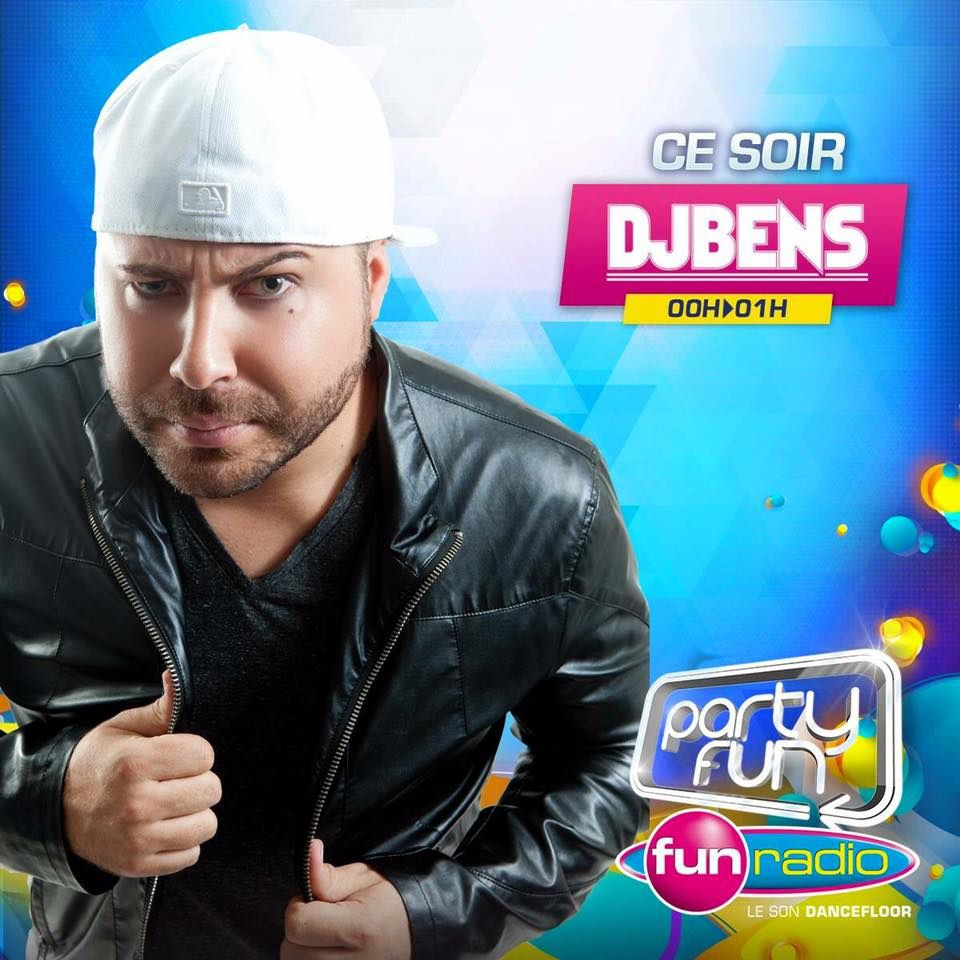 Podcast : DJ Bens - Party Fun